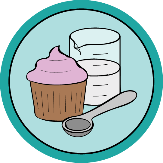 Muffin clipart baking ingredient. Free online science of