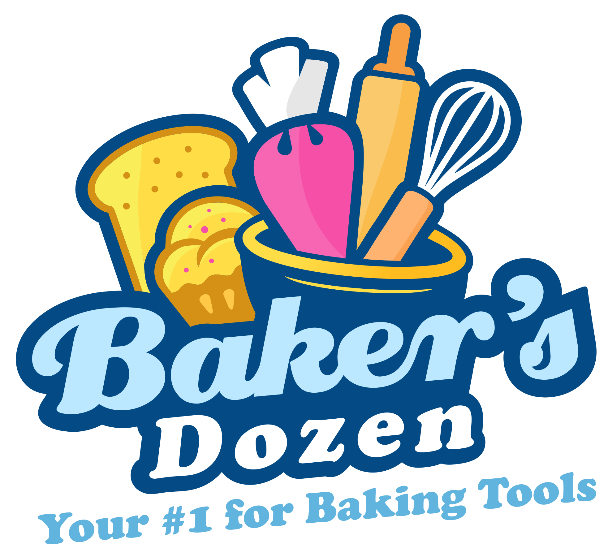 Baker drawing cooking. Add an extra measure