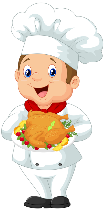 Baker drawing community helper. Png kitchen and