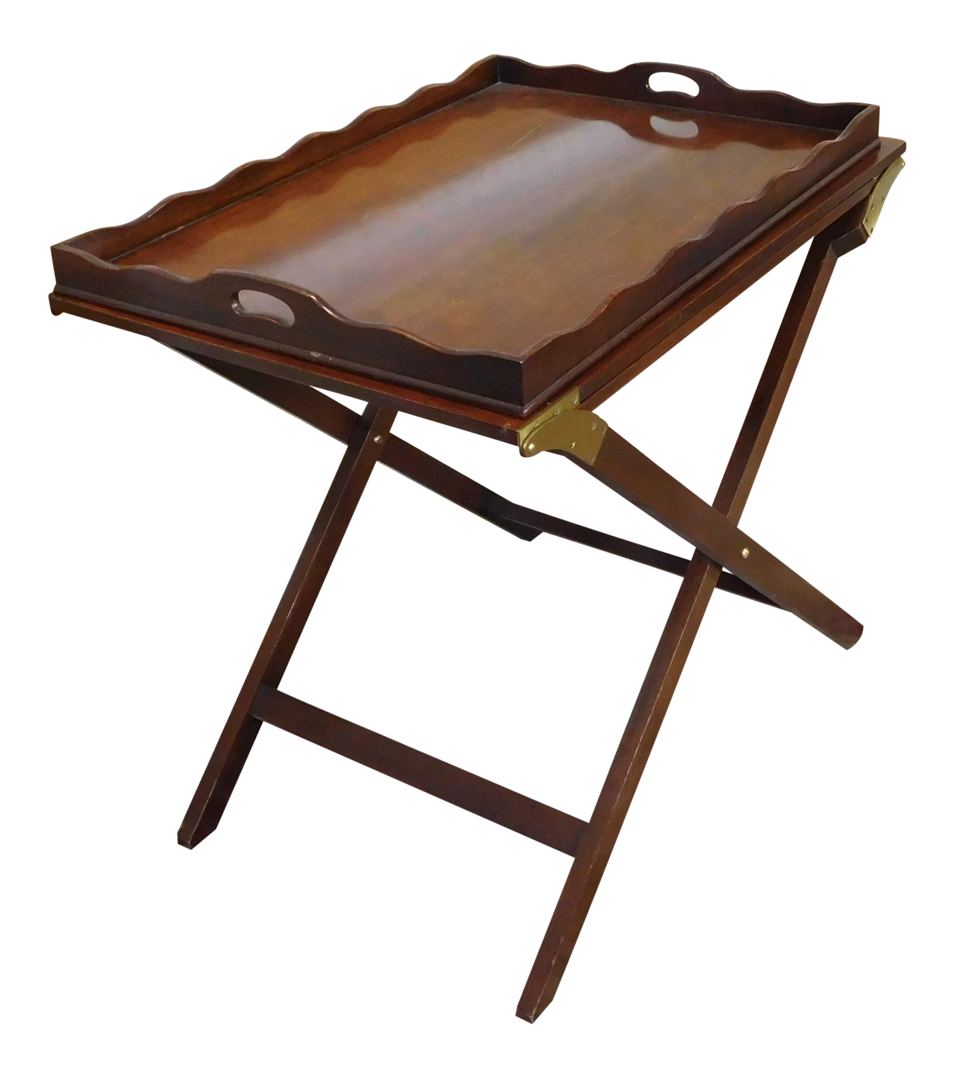 Baker drawing tray. Furniture lexicon collection mahogany