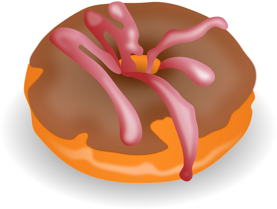 Bakery clipart bakery food. Dougnut pencil and in