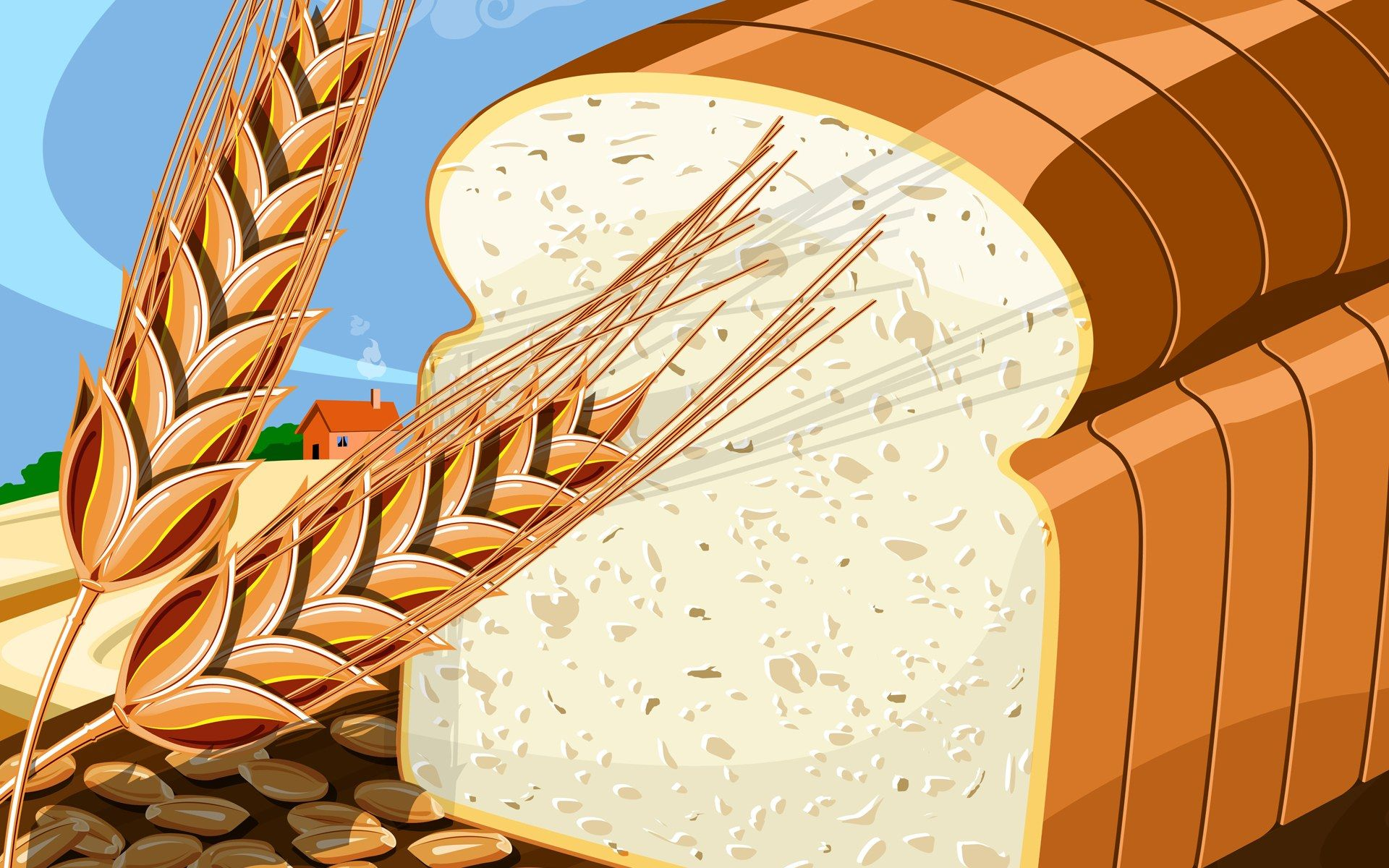 Bakery clipart thanksgiving. Bread cliparting com gourds