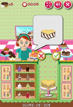 Baking clipart cooking word. Bake a cake game