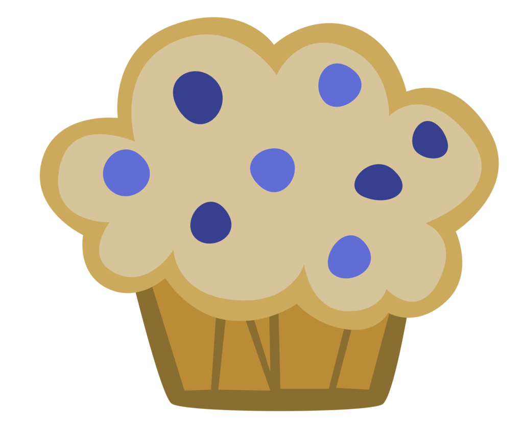 Muffins clipart turquoise. Baking blueberry muffin clip