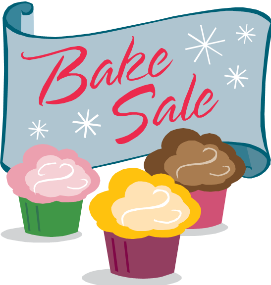 church clipart bake sale