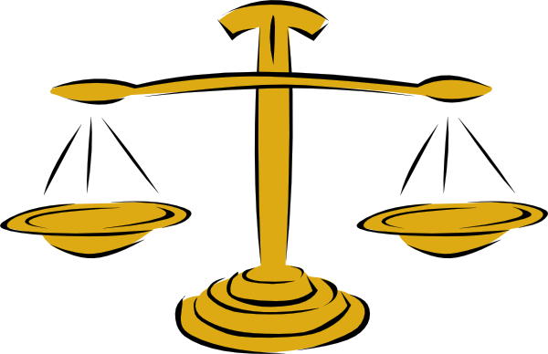 Justice vector animated. Balance scale clip art