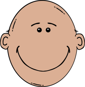 bald clipart boy