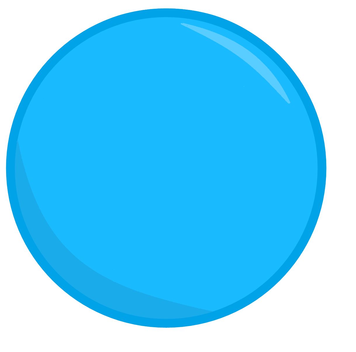 Ball clip bouncy. Image redone body png