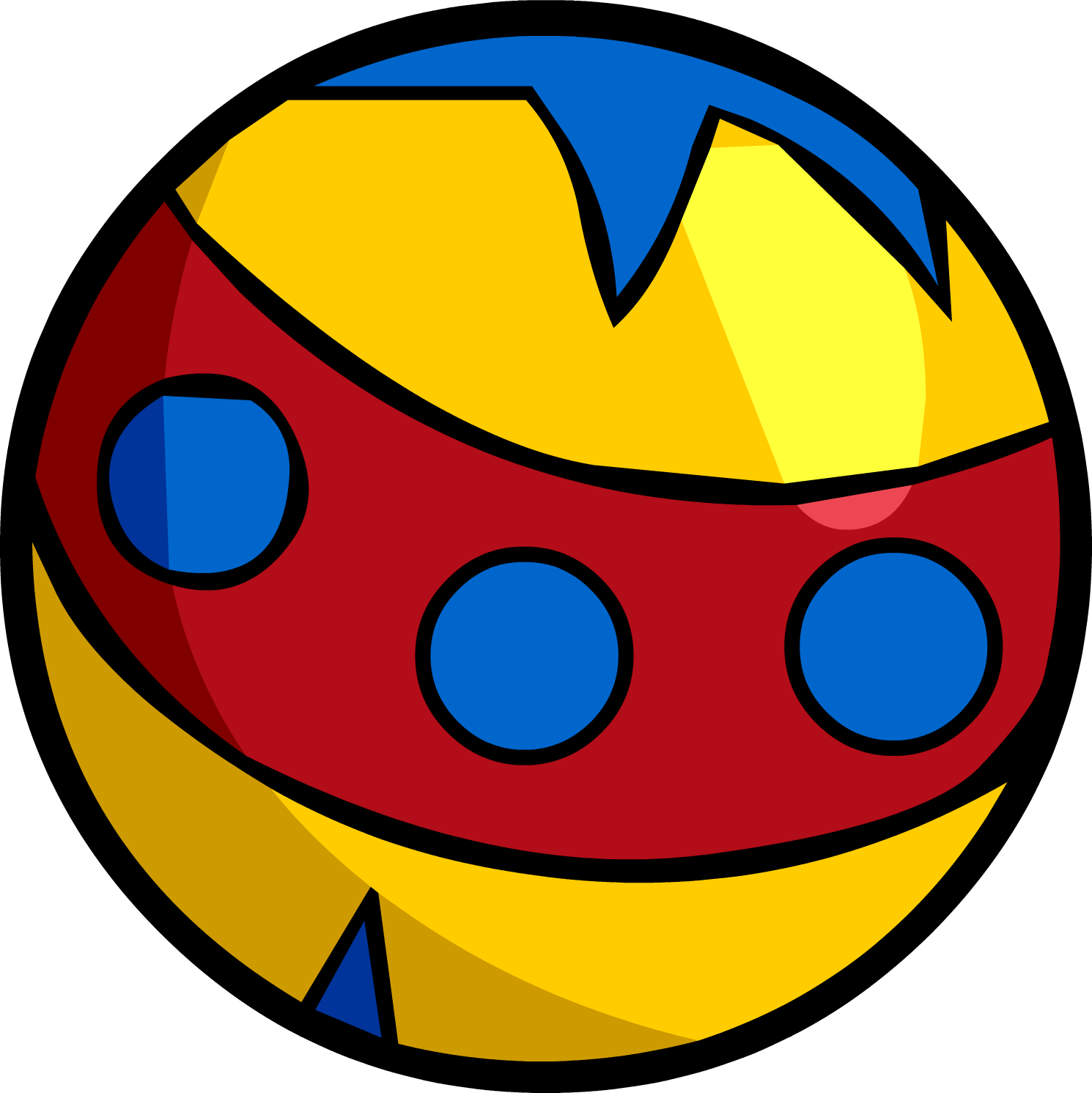 Ball clip circus. Image png club penguin