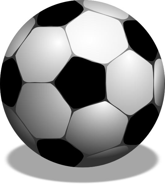 Soccer ball clipart printable. Free pictures download clip