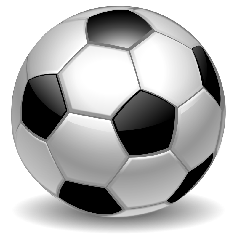 Vector soccer cliparts co. Ball clip bal graphic download