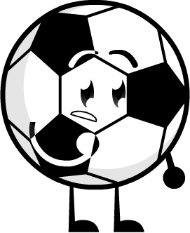 Ball clip rolling object. Image soccer new png