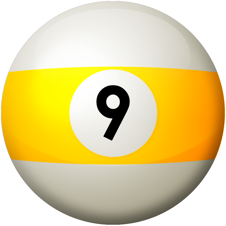 pool picture freeuse. Vector 9 ball picture library download