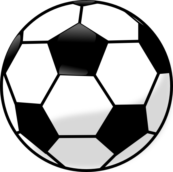 soccer ball clipart big