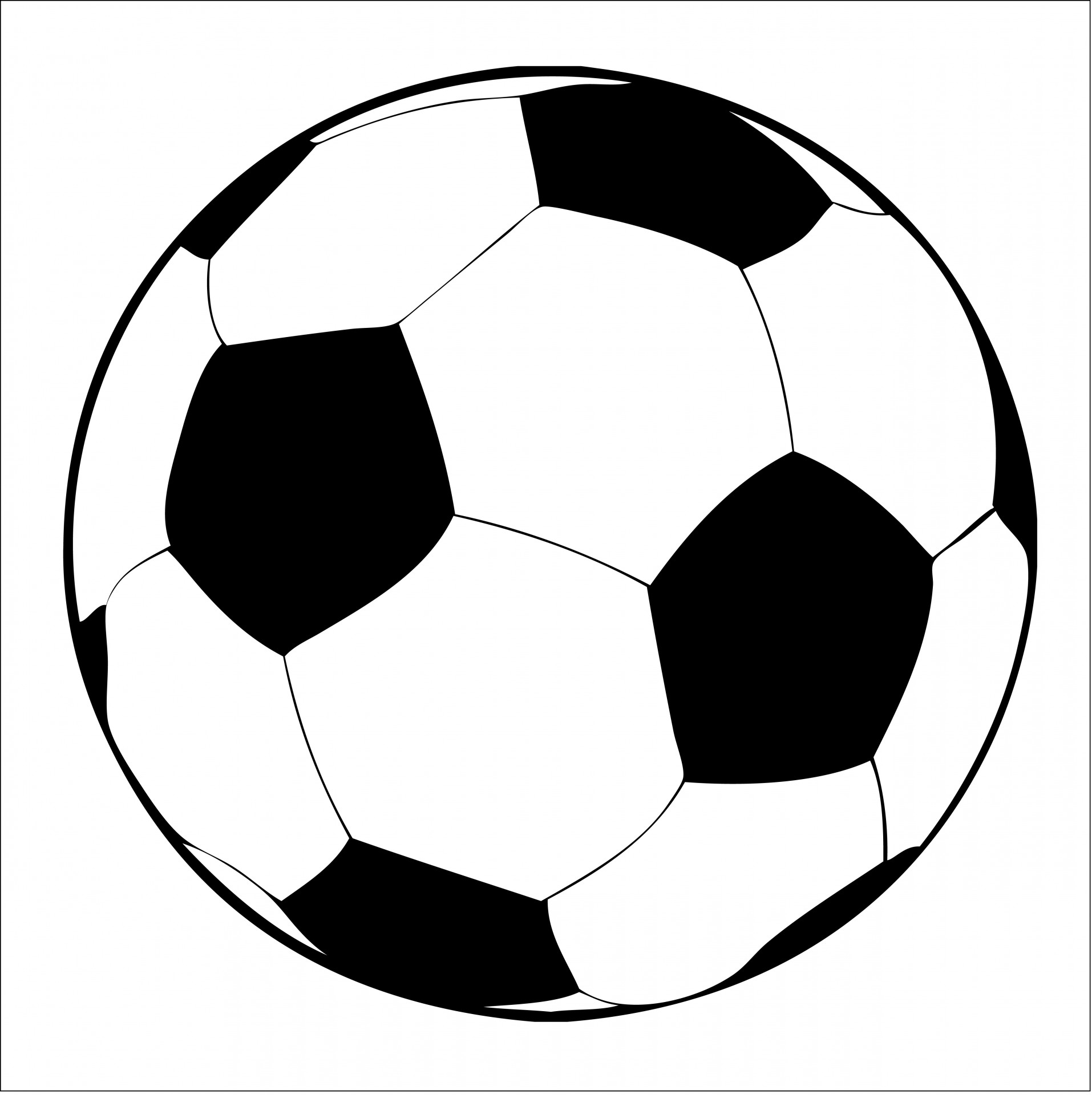 Picture clipart ball. Soccer free stock photo
