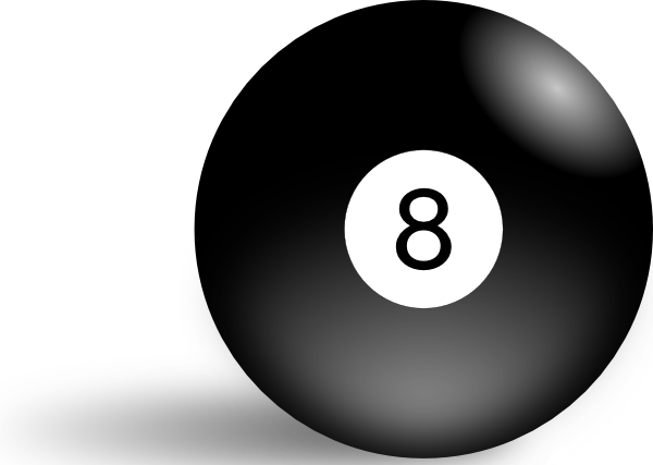 Ball clipart billiards.