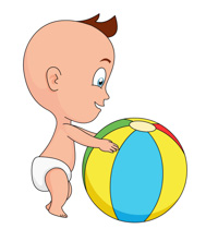 Toddler clipart baby toddler. Search results for clip