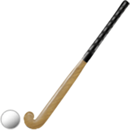 field hockey stick simple png