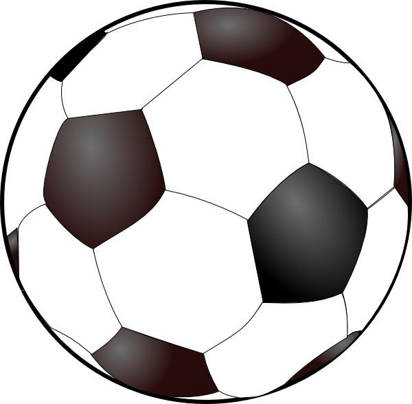Ball clipart transparent background. Soccer iosmusic org the