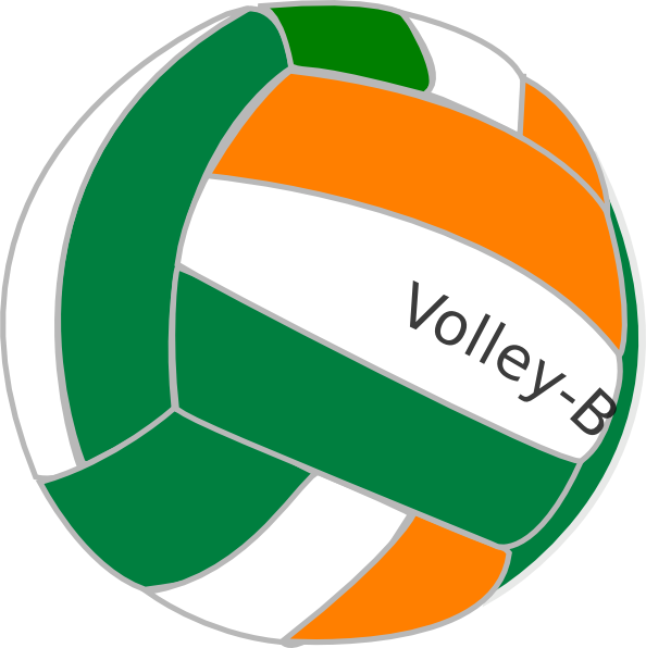 Ball clipart volleyball. Volley india clip art