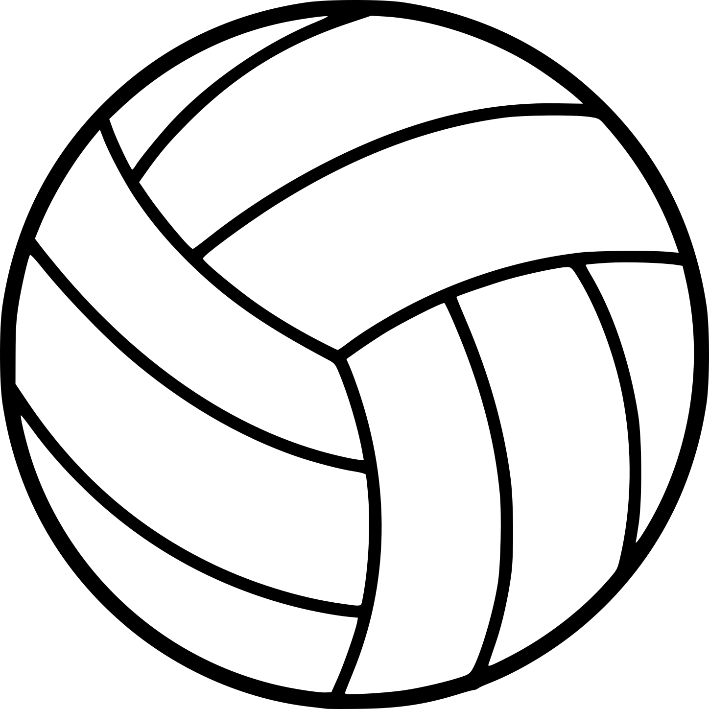 Ball clipart volleyball. Beach of typegoodies me
