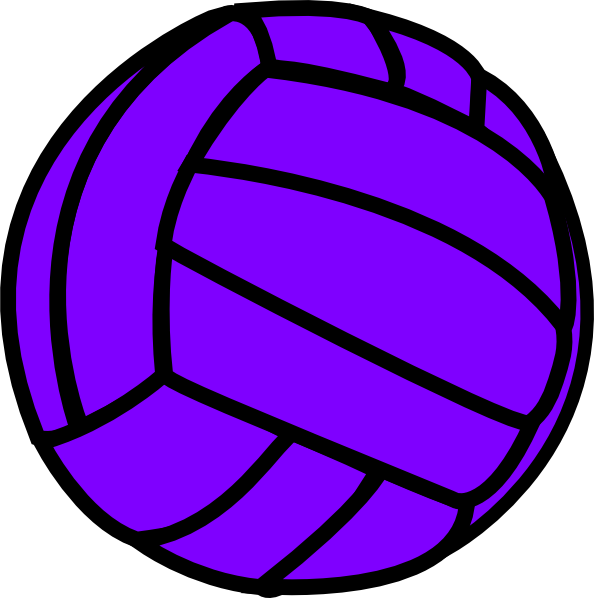Free art download clip. Volleyball clipart volleyball ball banner royalty free library