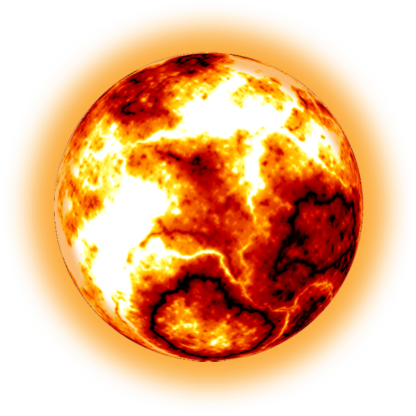 Ball of fire png. Images spacehero photo archivage
