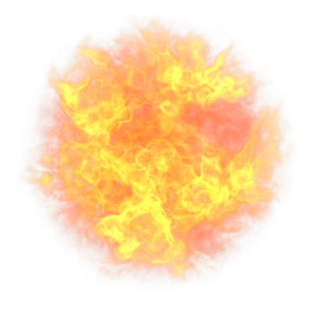 Ball of fire png. Ll l s