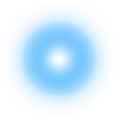 Ball of light png. Colour points and glow