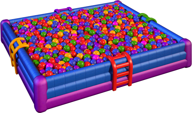 Ball pit png. Image deluxe freddy fazbears