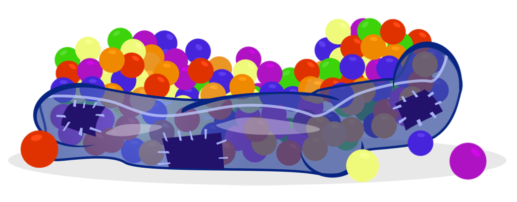 Ball pit png. Of mice and mares
