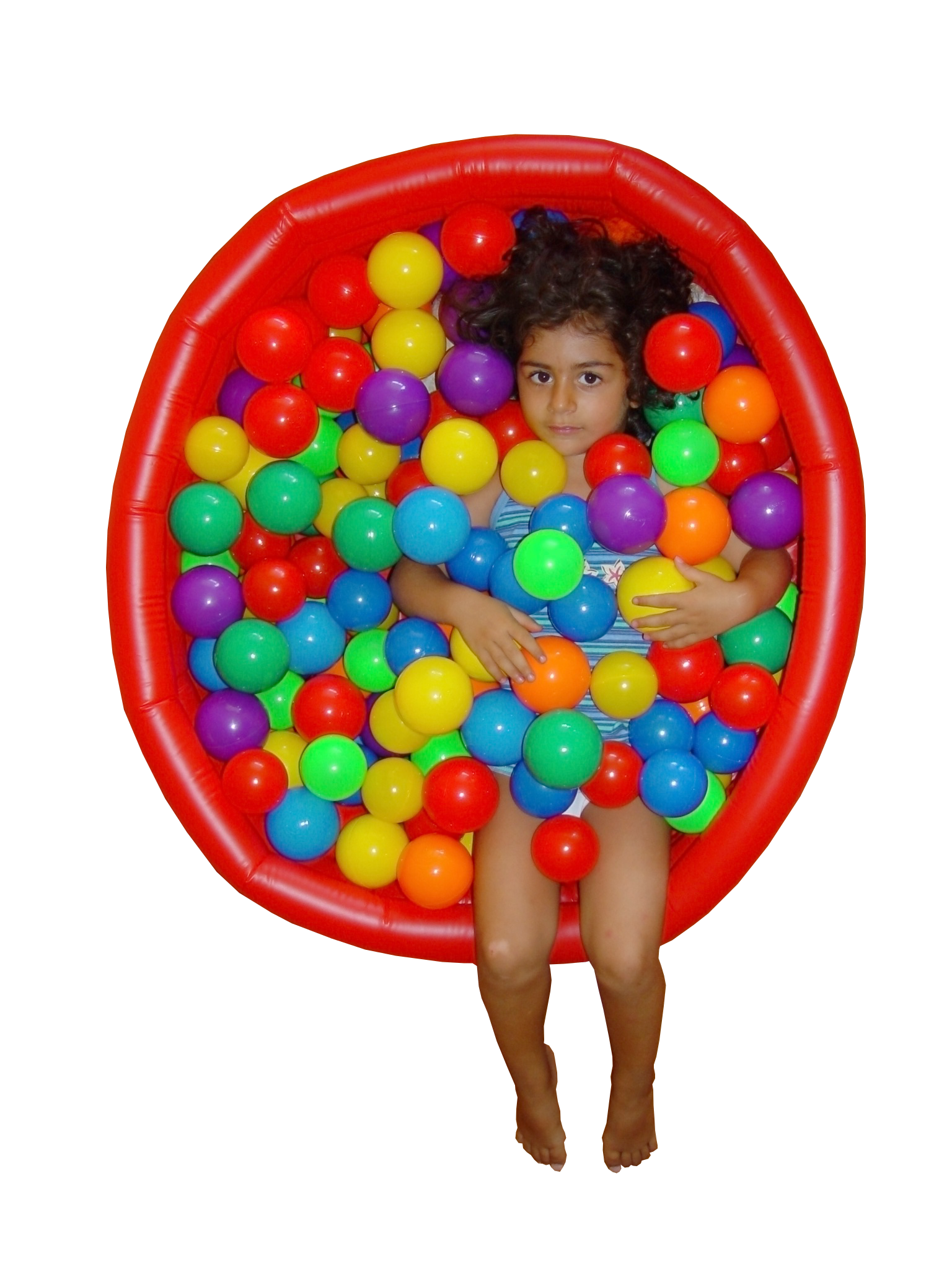 Ball pit png. File year old girl