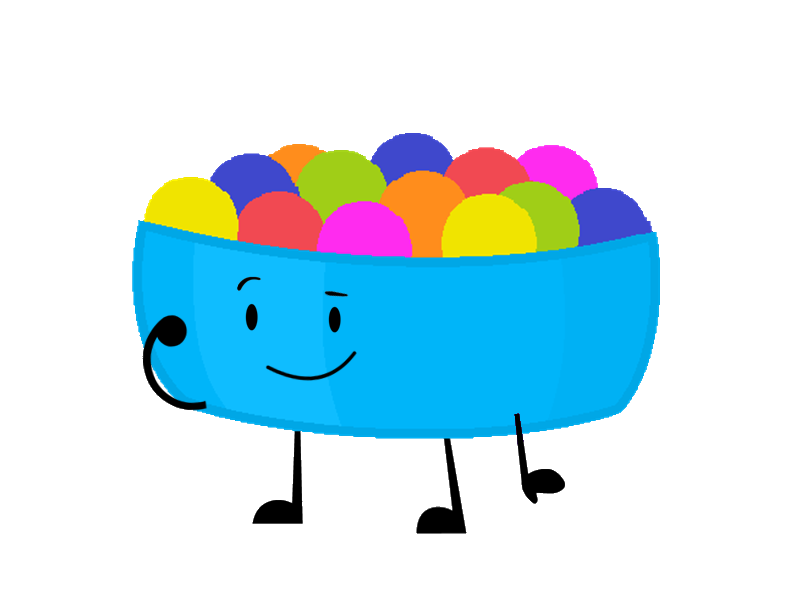 Ball pit png. Object commission by yellowangiruofficial
