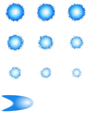 Energy opengameart org ballpng. Ball sprite png vector transparent stock