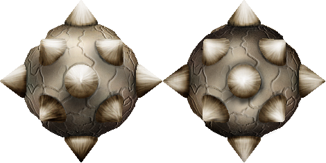 Spike opengameart org preview. Ball sprite png picture stock