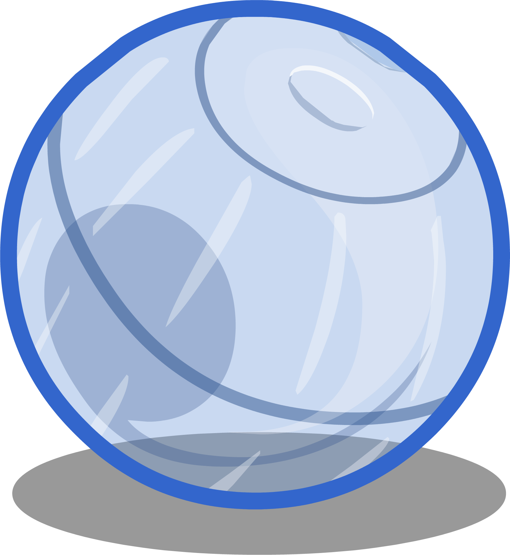 Image puffle club penguin. Ball sprite png clip transparent stock