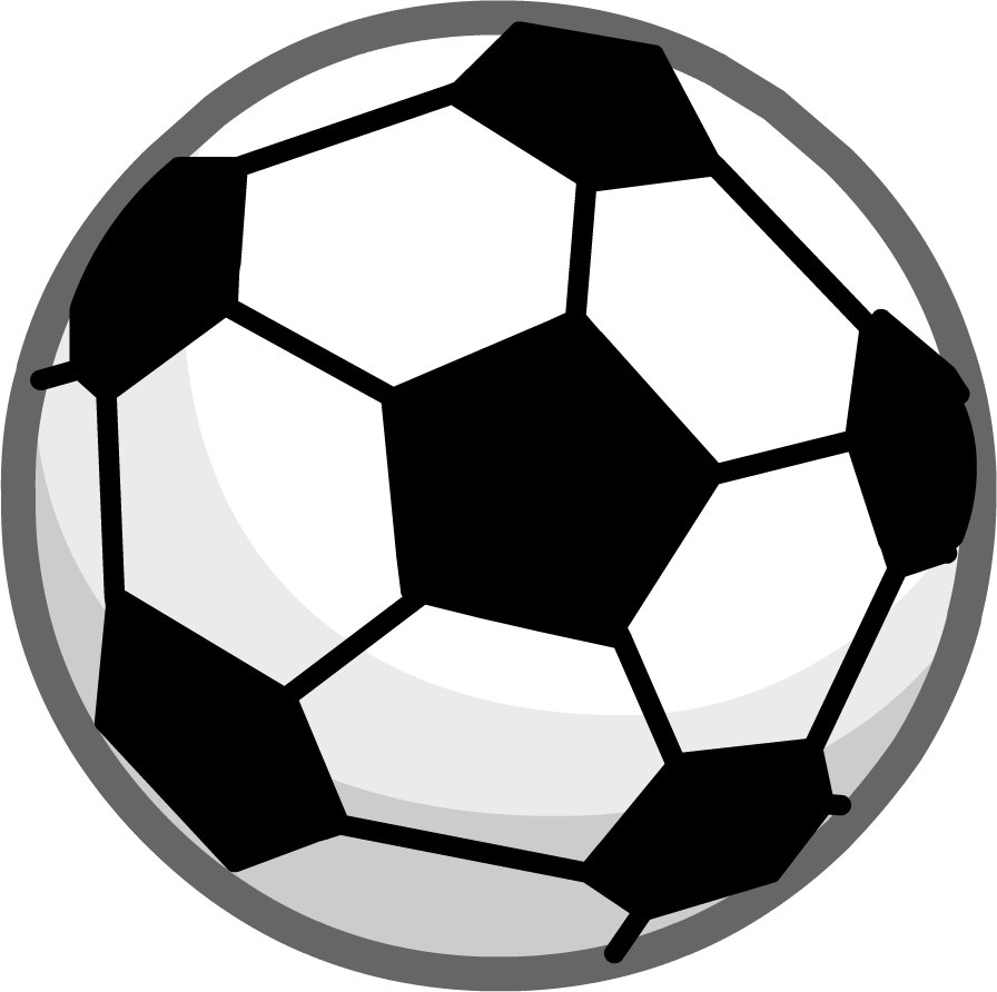 Image soccer club penguin. Ball sprite png clipart stock