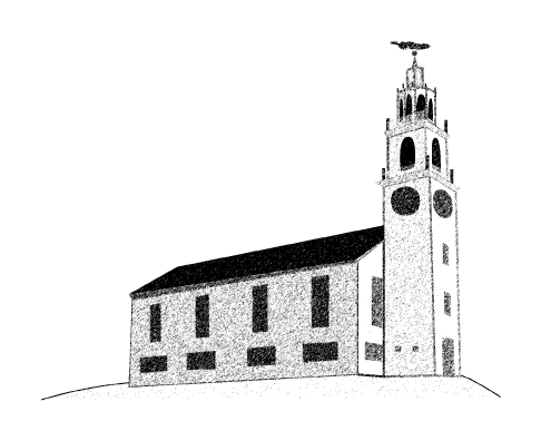 Projects friends of the. Ball state bell tower png graphic black and white