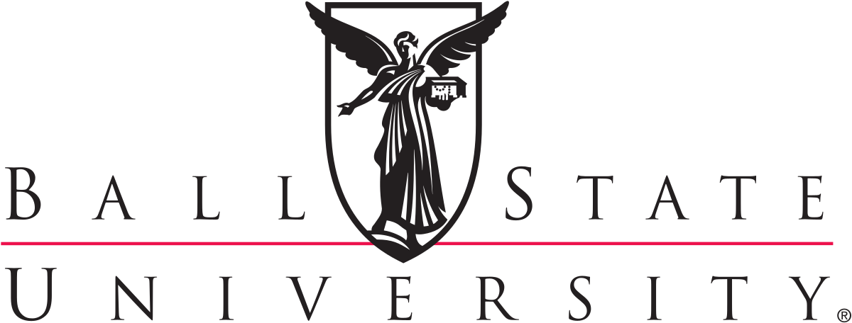 University wikipedia. Ball state bell tower png banner black and white stock