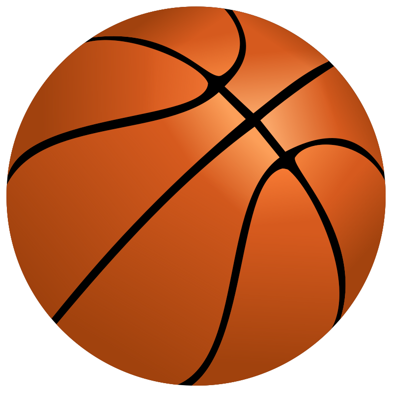 Ball vector png. Basketball with transparent background
