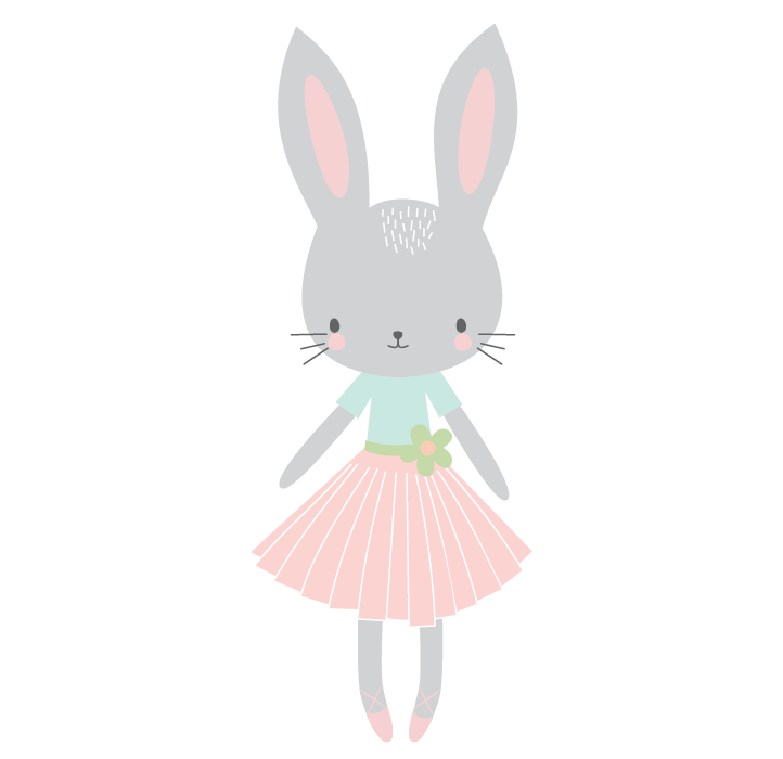 Pink ballerina fie and. Ballet clipart bunny png free stock