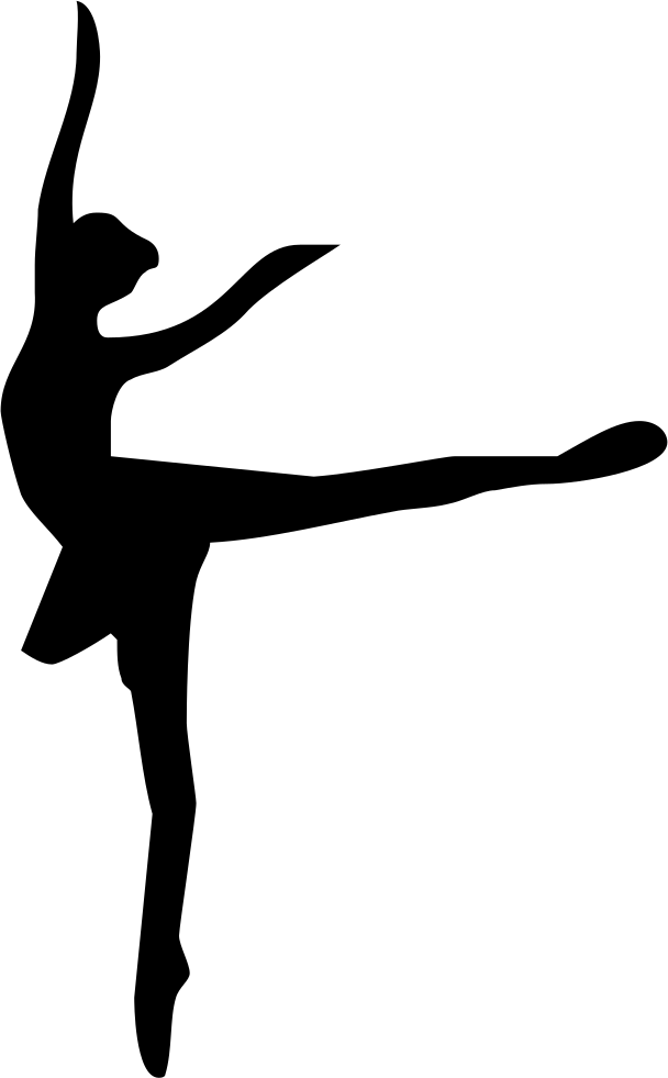 Ballet vector svg free. Do png icon download
