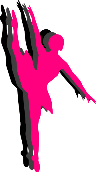 Ballet vector animated