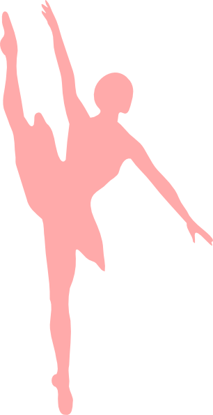 Ballet vector kid. Download this image as