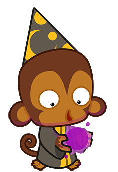 Ballon drawing bloon. Wizard monkey bloons wiki