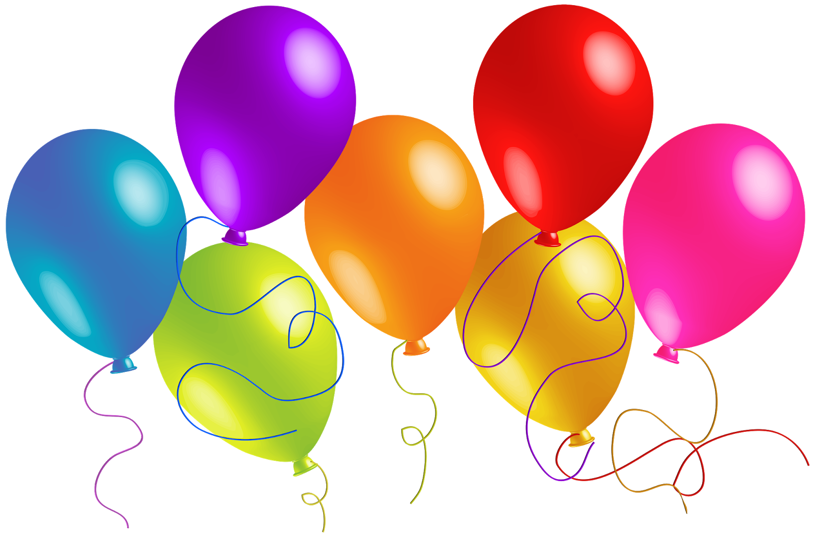 Ballon drawing happiness. Anniversary clipart free large