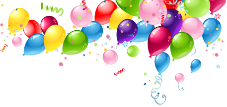 Balloons background png. Check all