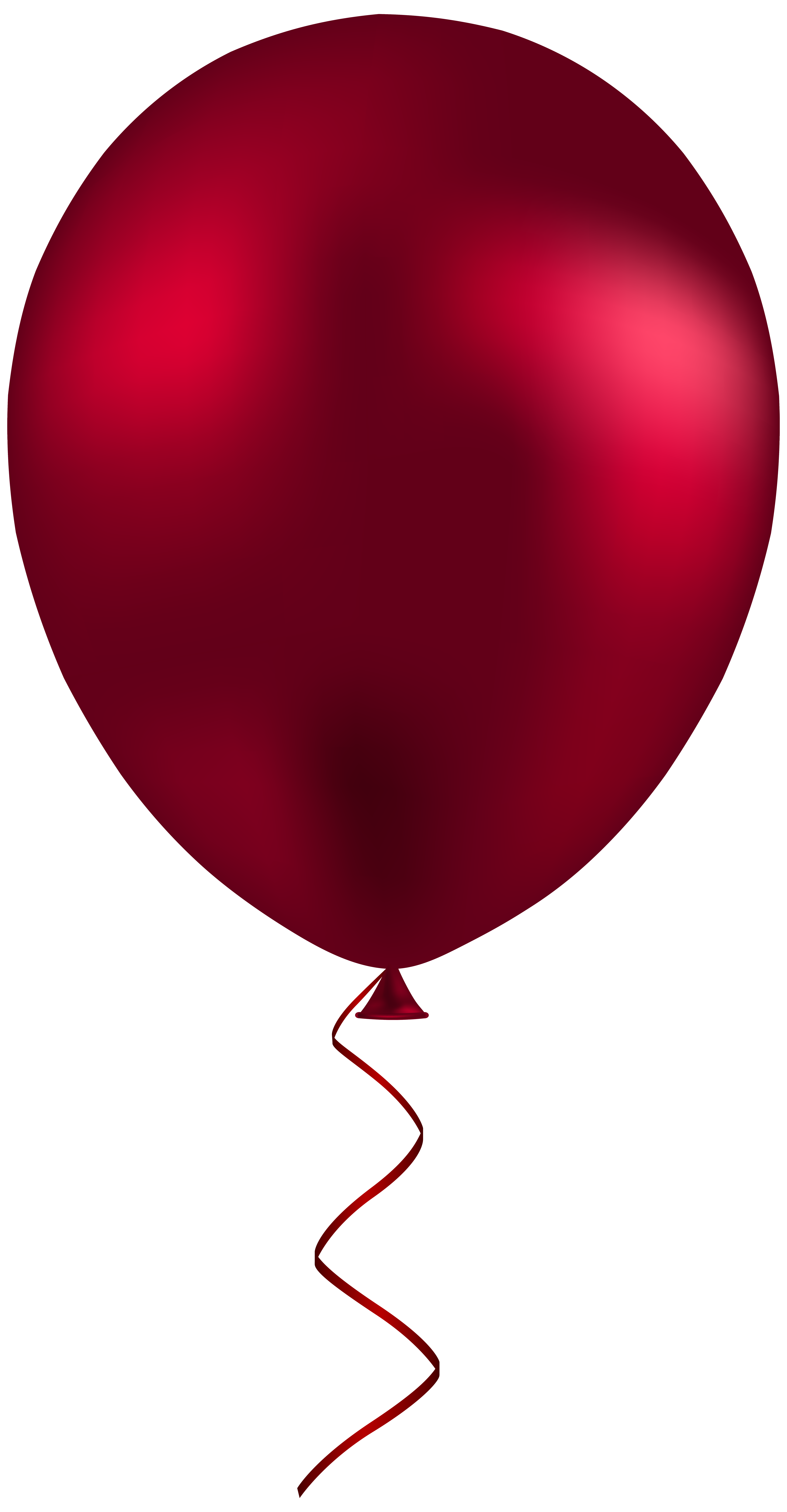 red balloon png