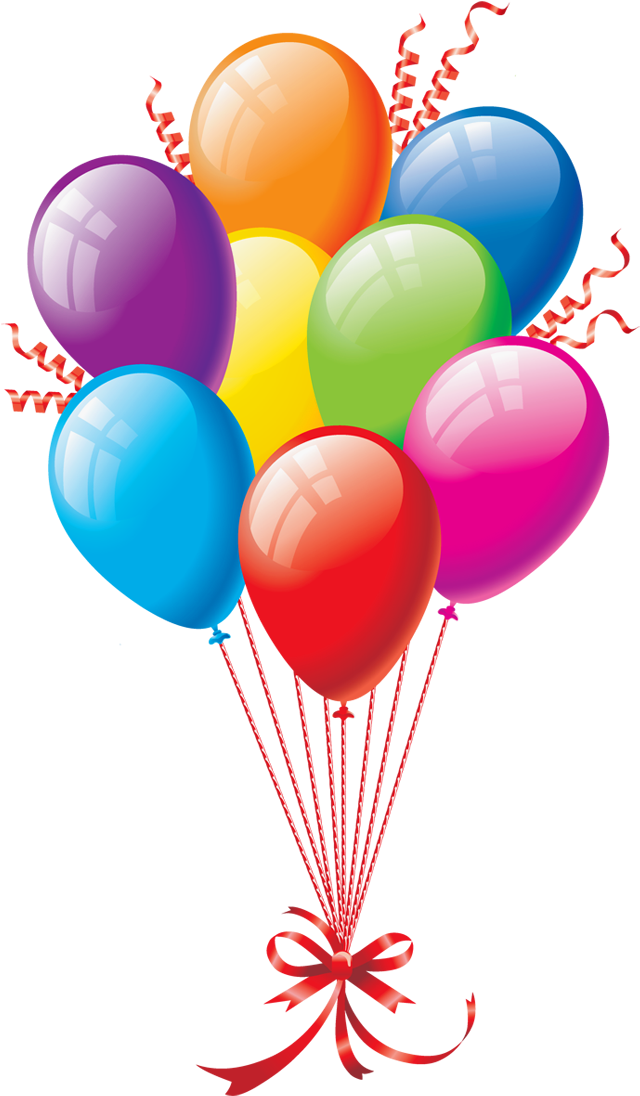 Balloons png transparent background. Download party x