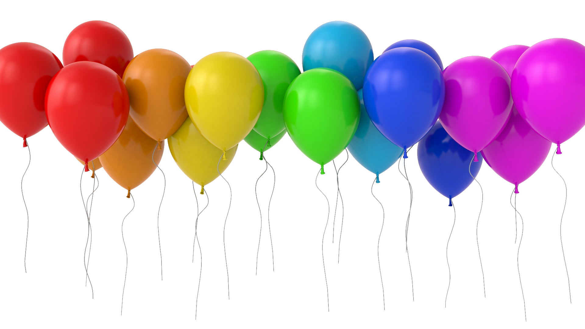 Balloons png transparent background. Ballons images pluspng download